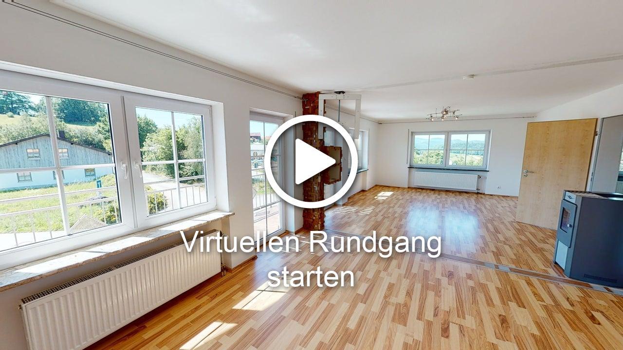 3 ½ Zimmer Wohnung in Perlesreut